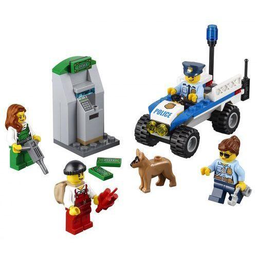 LEGO City: Police Starter Set (60136) - BEZPŁATNY ODBIÓR: WROCŁAW!
