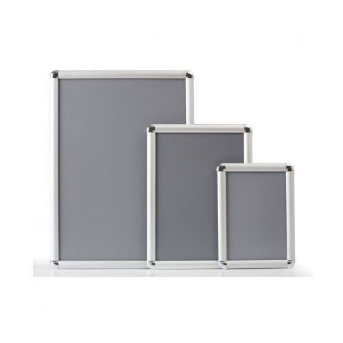 Jansen display Ramy plakatowe 500x700 mm, zaokrąglone narożniki