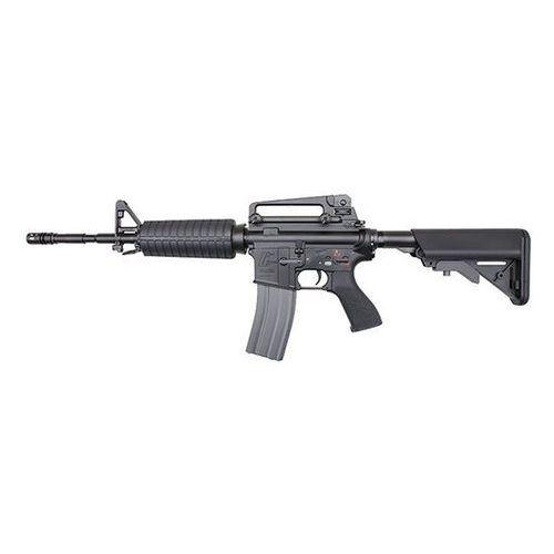 Replika karabinka g&g gc16 carbine crane stock - czarny marki G&g armament