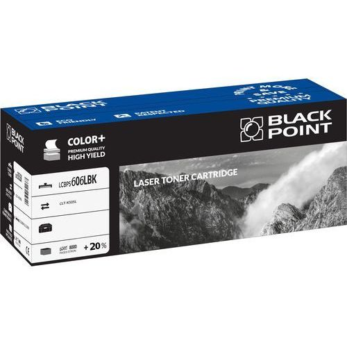 Black point Toner lcbps506lbk | black | 7200 str. | samsung clt-k506l (5907625622134)