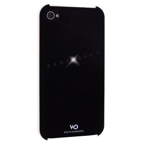Pokrowiec WHITE DIAMONDS Sash iPhone 4/4S Czarny z kategorii Futerały i pokrowce do telefonów