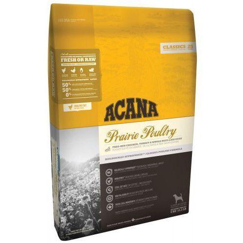 ACANA Classic Prairie Poultry - kurczak i indyk 6 kg (0064992560614)