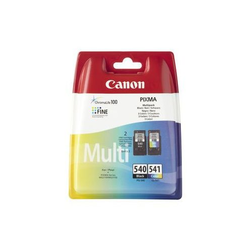 tusz pg540+cl541 pg-540/cl-541 multipack marki Canon