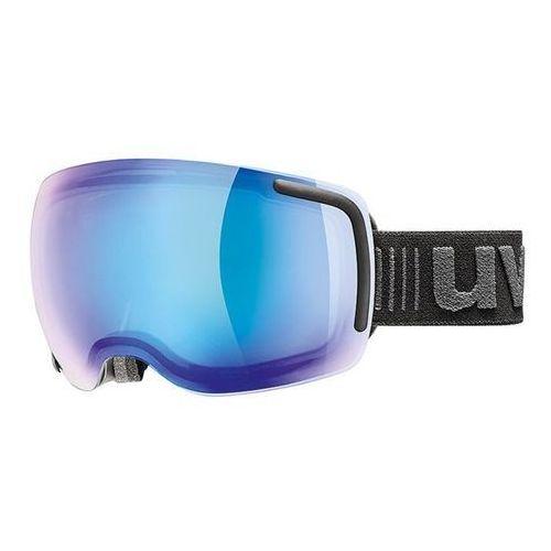 Gogle narciarskie  big 40 vfm fotochromowe czarne, marki Uvex