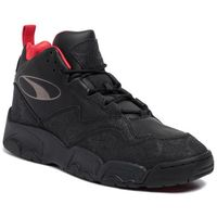 Sneakersy PUMA - Source Mid World Cup 370599 01 P Blk/Bronze/High Risk Red