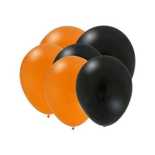 Zestaw balonów lateksowych na halloween 24 cm - 12 szt. marki Ar