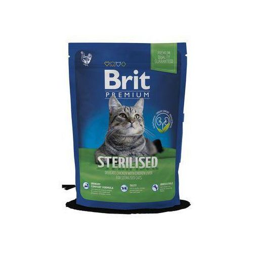 BRIT Cat Sterilised 1,5kg - 1500, 2100536
