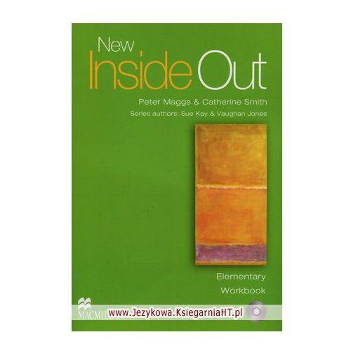 Inside Out New Elementary WB MACMILLAN - Peter Maggs, Catherine Smith, oprawa miękka