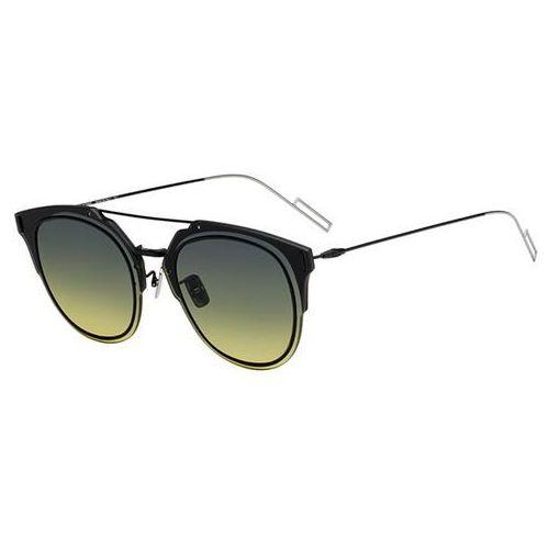 Okulary słoneczne composit 1f asian fit ans/je marki Dior