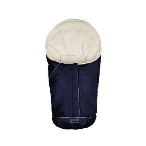 Alta bebe Alta bÉbe śpiworek zimowy voyager do fotelików (al2003) marine / weitewash, kolekcja 2013/2014 (4897015975296)