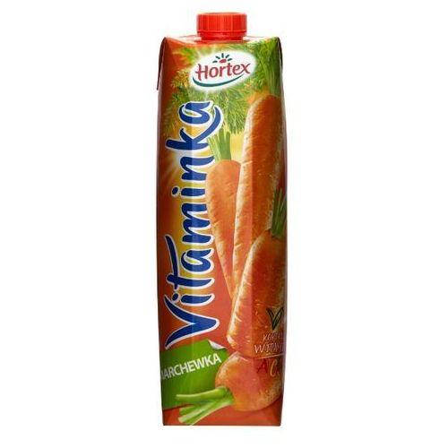 HORTEX 1l Vitaminka Marchewka Sok | DARMOWA DOSTAWA OD 150 ZŁ! (napój)