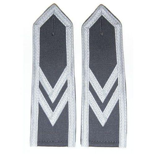 Pagony stalowe do koszulo-bluzy wojska polskiego - starszy sierżant - nowy wzór marki Sortmund