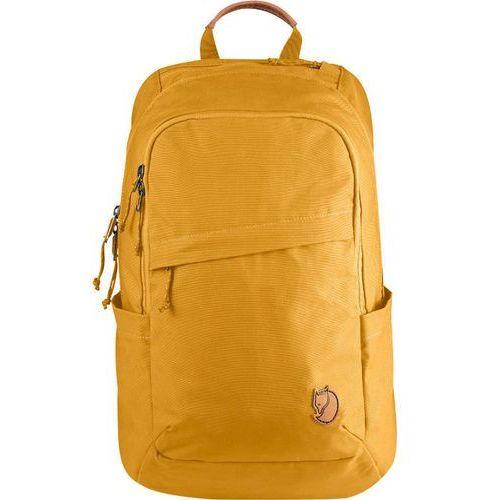 Fjällräven Räven 20 Plecak żółty 2018 Plecaki szkolne i turystyczne, kolor żółty