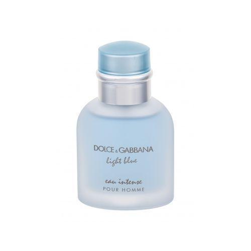 Dolce&Gabbana Light Blue Eau Intense Pour Homme woda perfumowana 50 ml dla mężczyzn