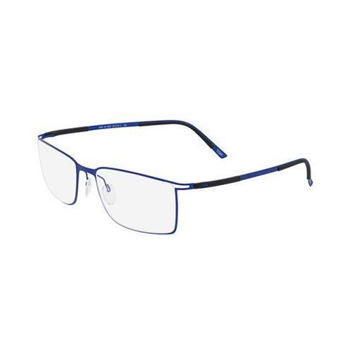 Silhouette Okulary korekcyjne  titan contour fullrim 5445 6057