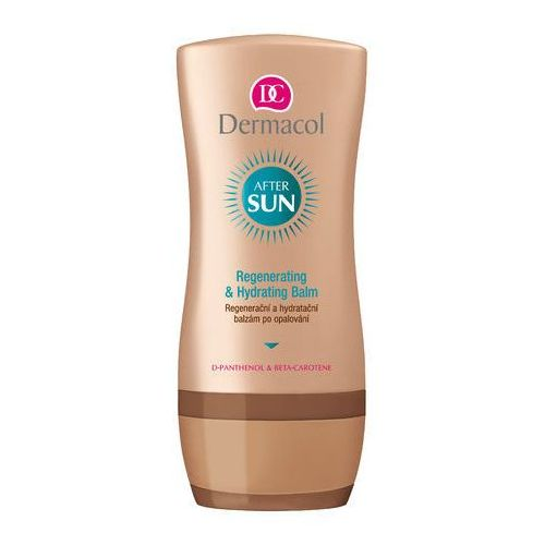 after sun regenerating & hydrating balm 200ml w opalanie marki Dermacol