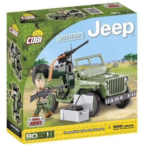 COBI Jeep Willys MB 90 kl.