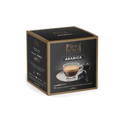Kapsułki do nescafe dolce gusto* arabica 16 kapsułek - do 12% rabatu przy większych zakupach oraz darmowa dostawa marki Nero nobile