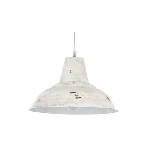 LAMPA wisząca MEG 1107101 Spotlight industrialna OPRAWA metalowa ZWIS kremowy