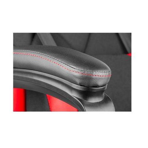 Fotel GENESIS SX33 Gaming Chair Czarno-czerwony
