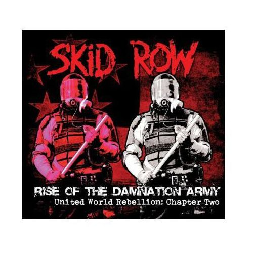 Rise Of The Damnation Army – United World Rebellion Chapter Two (rock)