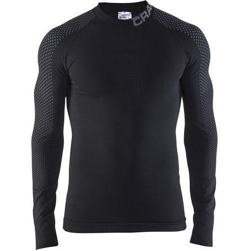 Craft koszulka termoaktywna z długim rękawem warm intensity black xl