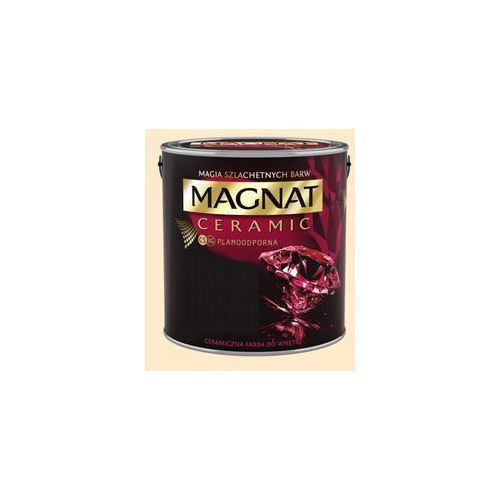 Farba ceramiczna magnat ceramic c24 gwiezdny kwarc 5l marki Śnieżka