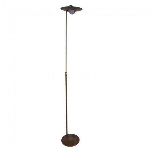 Steinhauer zenith lampa stojąca led brązowy, 1-punktowy - nowoczesny - obszar wewnętrzny - zenith - czas dostawy: od 10-14 dni roboczych (8712746118537)