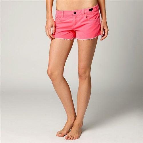 strój kąpielowy FOX - Girls Syren Day Glo Pink (269), kolor różowy