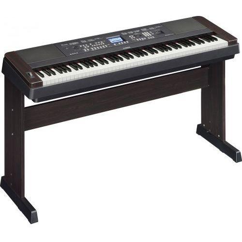 Yamaha DGX 650 B keyboard z ważoną klawiaturą (88 klawiszy), czarny - produkt z kategorii- Keyboardy i syntezatory