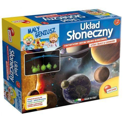 Liscianigiochi Mały geniusz poznaj układ słoneczny (8008324045471)