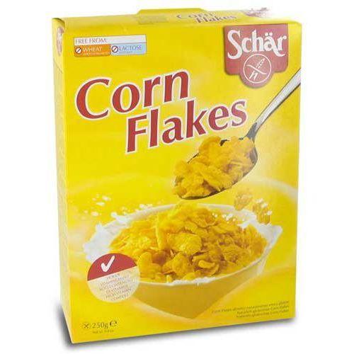 Schar - płatki kukurydziane śniadaniowe owe 250g. marki Bezgluten