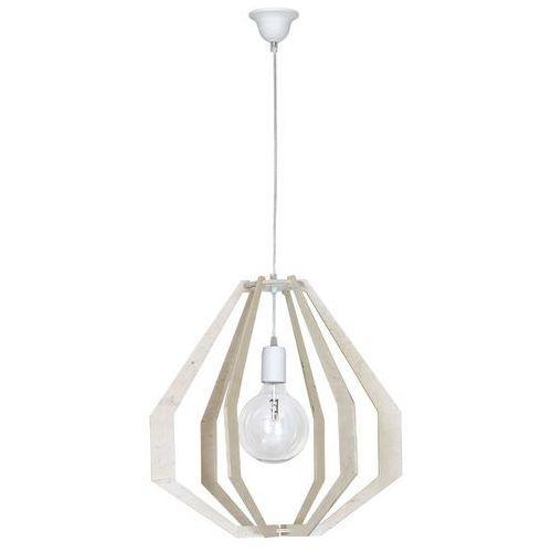 Aldex Jura geo lampa wisząca 1-punktowa naturalna 877g3/ szara 877g3/21