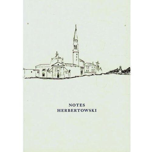 Notes HerbertowskiNotes HerbertowskiNOTES HERBERTOWSKI (2014)