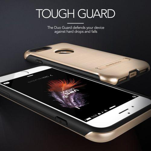 Vrs design Etui duo guard iphone 7 złoty (8809477682731)