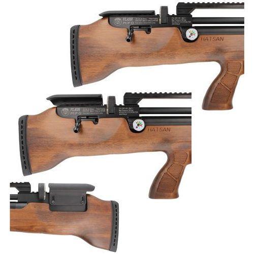 Hatsan arms company Wiatrówka karabin pcp hatsan (flashpup qe) (2010000150580)