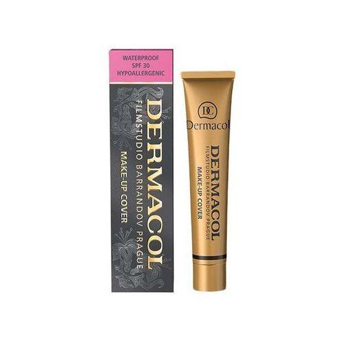 Dermacol  make-up cover podkład 223 + gratis czarny tusz do rzęs lambre (85949003)