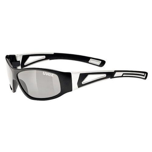 Uvex okulary przeciwsłoneczne Sportstyle 509 Black (2216)