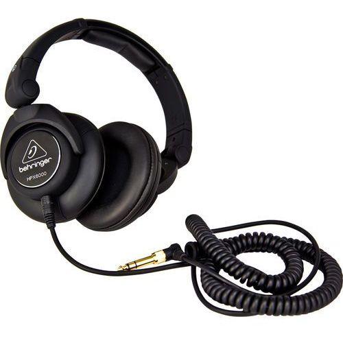 Słuchawki audio HPX6000 producenta Behringer