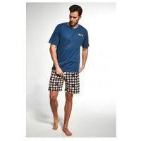 Bawełniana piżama męska 326/72 emoticon marki Cornette
