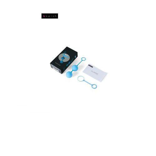 B swish Kulki waginalne - bfit classic azure niebieskie (8555888500750)