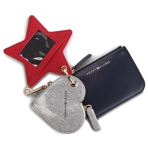 Brelok TOMMY HILFIGER - Tommy Gifting 3 In 1 Charm AW0AW06321 901