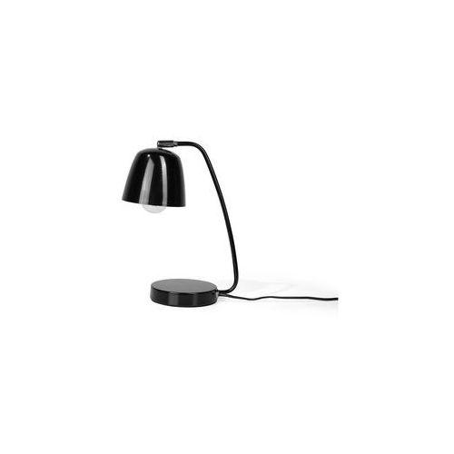 Lampa biurowa czarna 29 cm UROLA