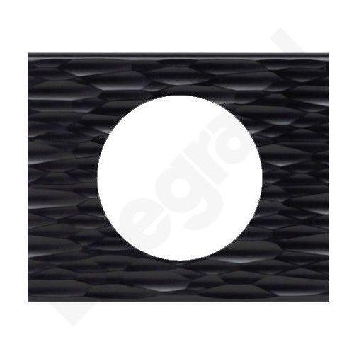Ramka pojedyncza Legrand Celiane 069021 czarny (3414970450371)