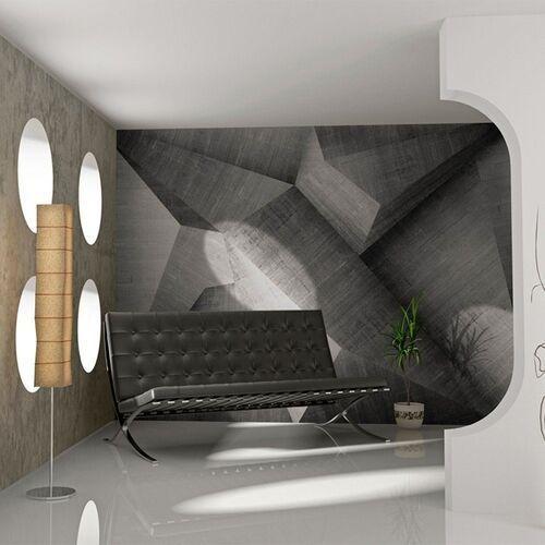 Fototapeta - abstrakcyjne betonowe bloki marki Artgeist