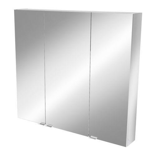 Szafka z lustrem imandra 100 x 90 x 15 cm marki Goodhome