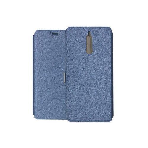 Huawei mate 10 lite - etui na telefon wallet book - granatowy marki Etuo wallet book