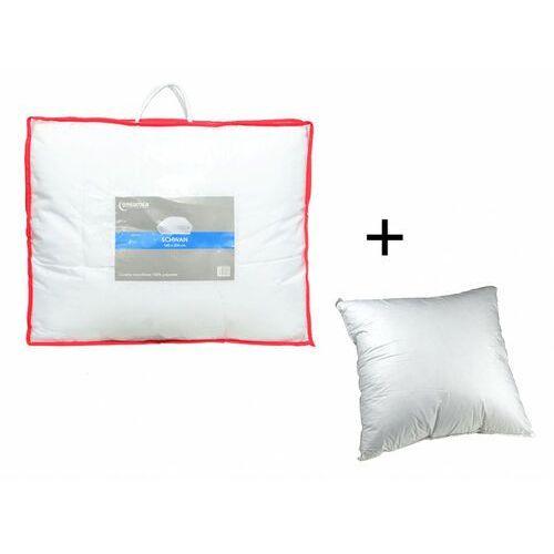 Zestaw poduszka 60 x 60 cm + kołdra 140 x 200 cm sweet dreams marki Dreamea