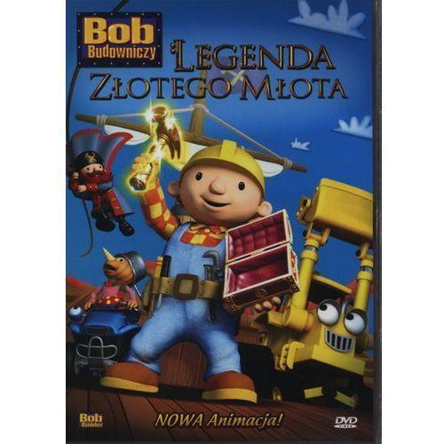 Film CASS FILM Bob Budowniczy: Legenda Złotego Młota Bob the Builder