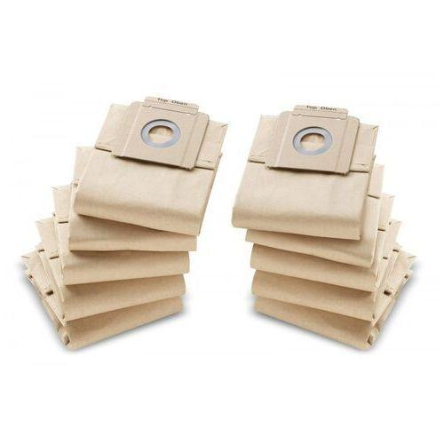Karcher Papierowe worki filtracyjne 6.904-333.0- natychmiastowa wysyłka, ponad 4000 punktów odbioru! (4039784155244)